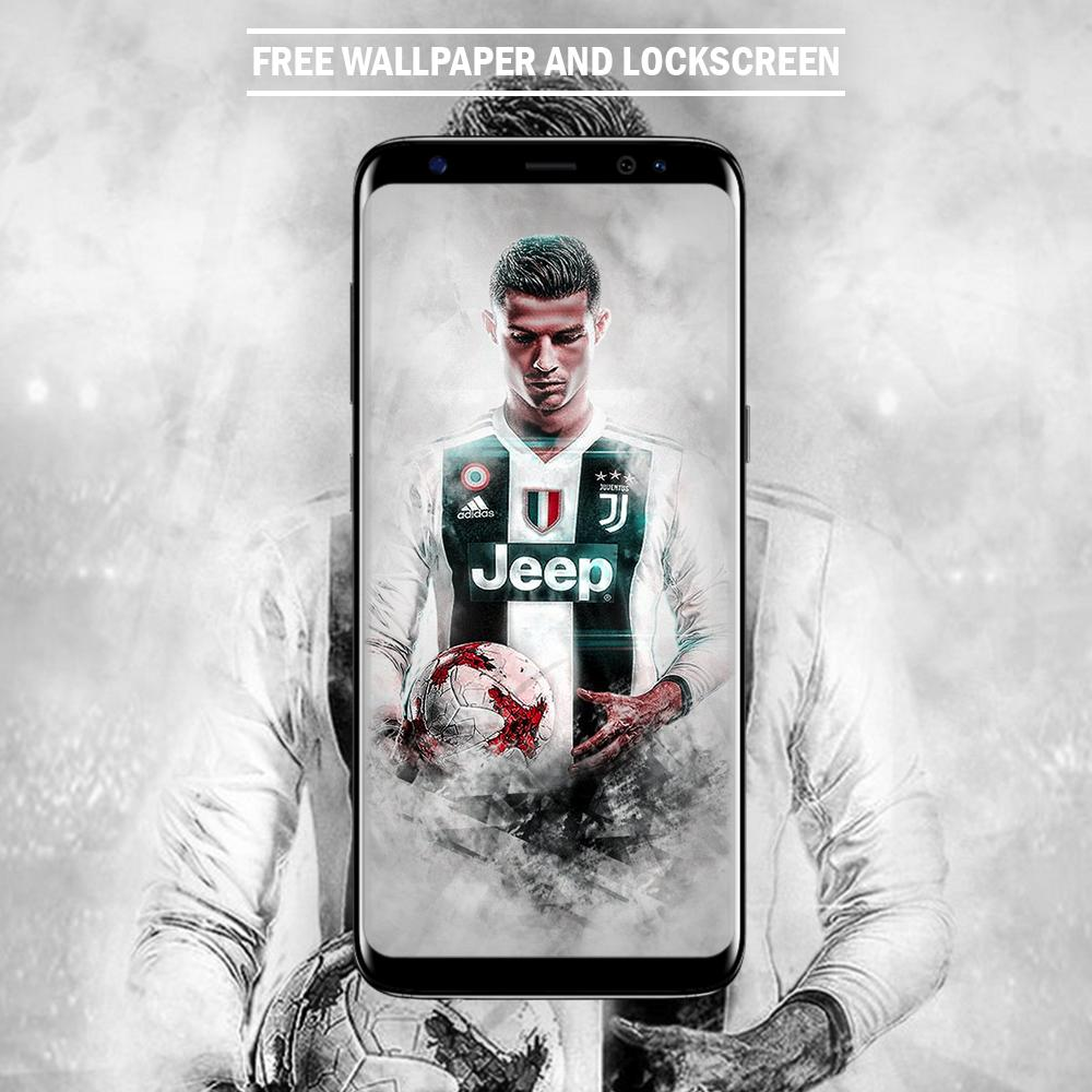Cristiano Ronaldo In Juventus Wallpaper Hd For Android Apk Download