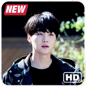 BTS Suga Wallpaper HD for Fans icon