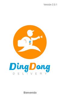 DingDong - Pedidos poster