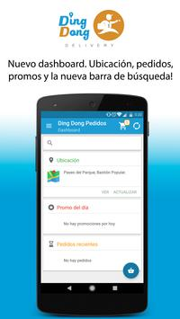 DingDong - Pedidos apk screenshot