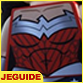 JEGUIDE LEGO DC Super Heroes icon