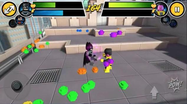 JEGUIDE LEGO DC Super Heroes apk screenshot