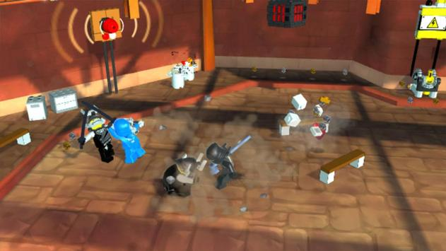 JEGUIDE LEGO City Undercover poster