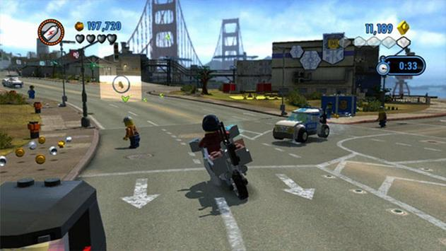 JEGUIDE LEGO City Undercover screenshot 1