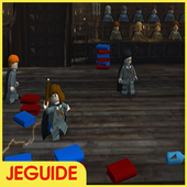 JEGUIDE LEGO Harry Potter icon