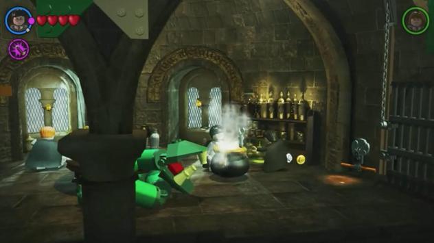 JEGUIDE LEGO Harry Potter poster