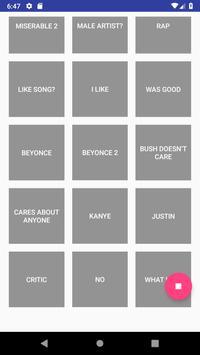 Kanye West Soundboard screenshot 1