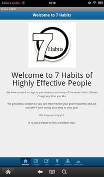7 Habits of Highly Effective apk screenshot
