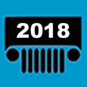 Jeep Beach icon