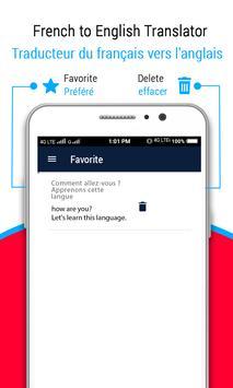 French to English Translator ( Learn French ) screenshot 5
