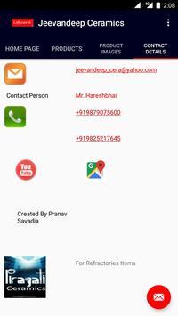 Jeevandeep Ceramics screenshot 4