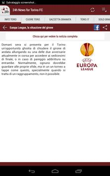 Toro Granata 24h apk screenshot