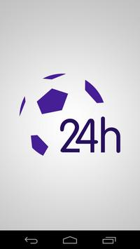 24h News for Fiorentina poster
