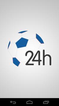 Sampdoria 24h poster