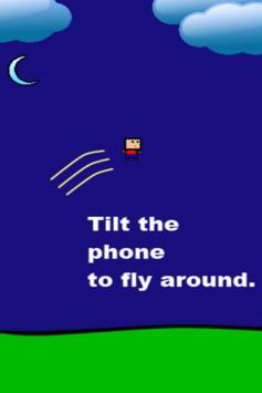 Coin Fly poster