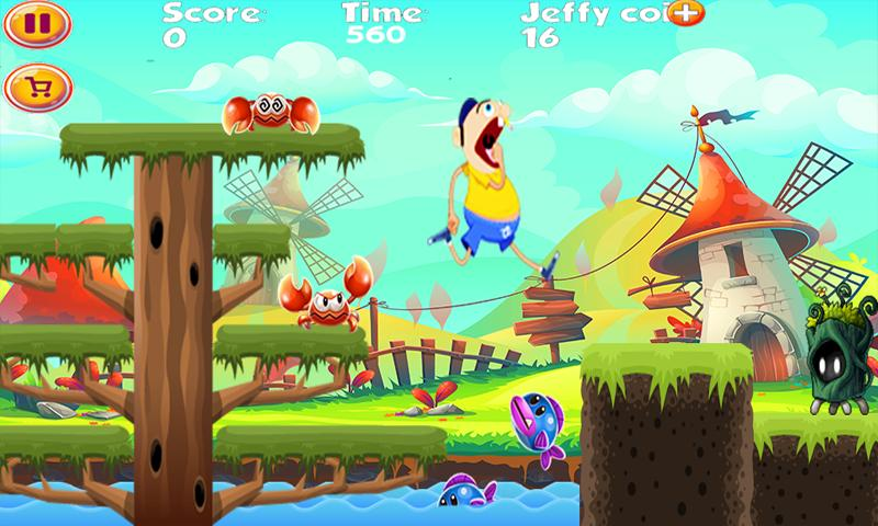 Jeffy Puppet Rapper Sml Run For Android Apk Download