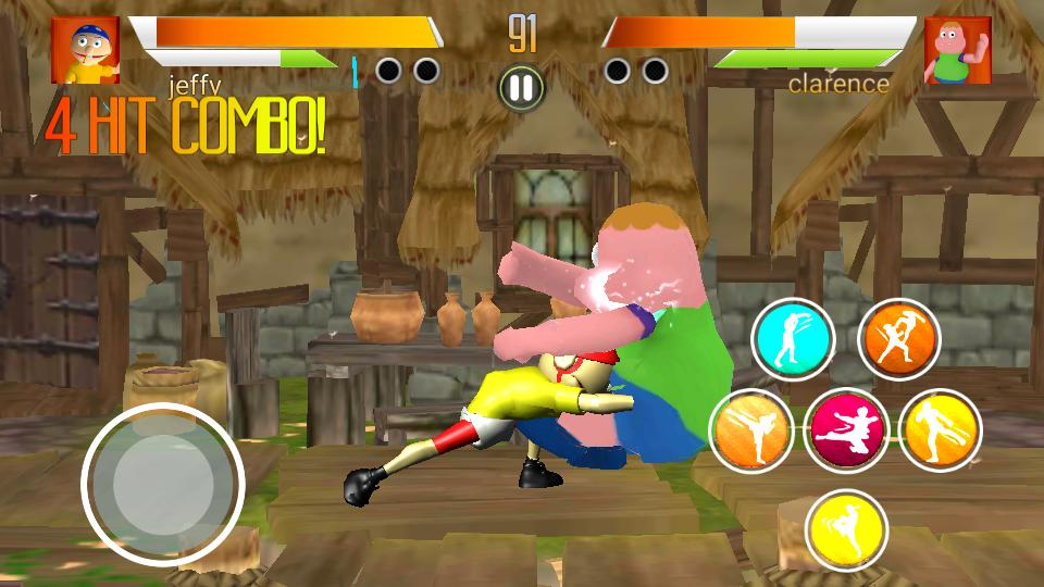 Super Jeffy Kungfu Fight Kombat For Android Apk Download