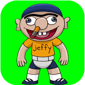 Jeffy the puppet- Jumper icon