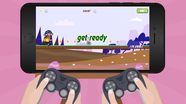 Jeffy The Puppet Run screenshot 1