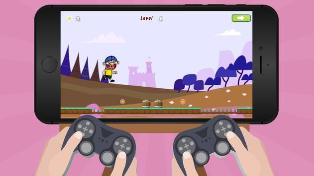 Jeffy The Puppet Run screenshot 2