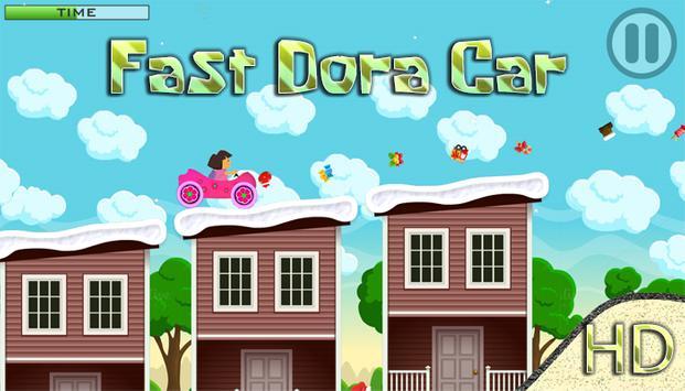 Little dora car game screenshot 2