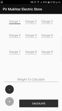 Gauge weight calculator apk download free productivity app for gauge weight calculator poster gauge weight calculator apk screenshot greentooth Gallery