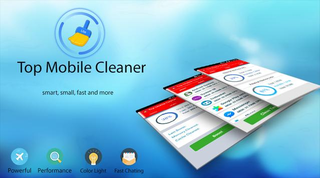 Top Mobile Cleaner 2017 poster