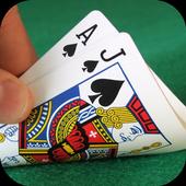 Blackjack 21 Game Free Android icon