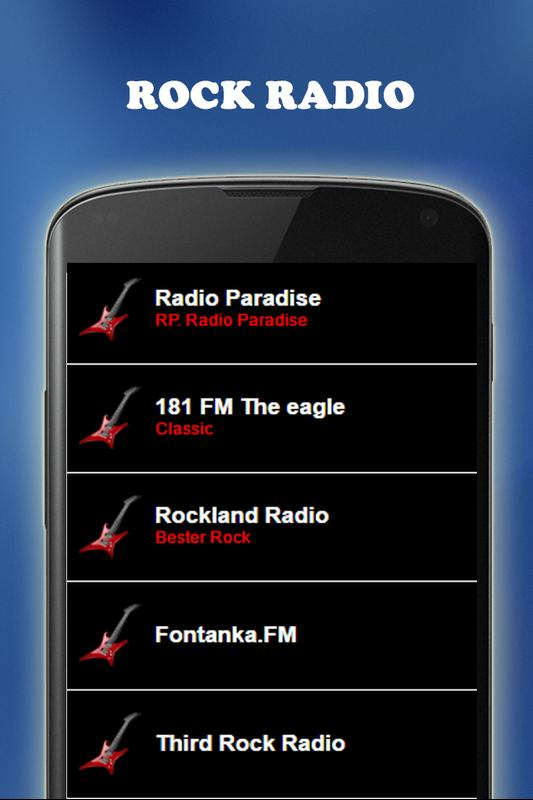 Metal radio app for android apk download.