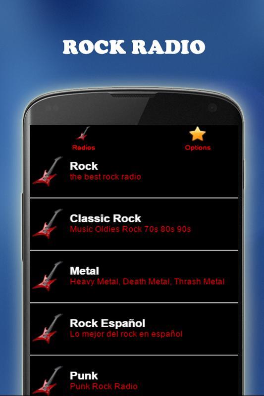 Rock radio metal radio 7. 3. 2 download apk for android aptoide.