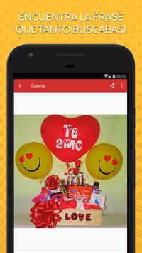 Emoticones de Amor screenshot 2