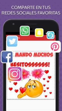 Emoticones de Amor screenshot 4