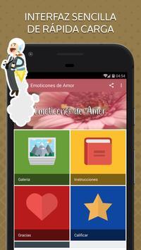 Emoticones de Amor screenshot 6