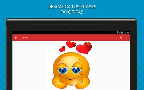 Emoticones de Amor screenshot 8