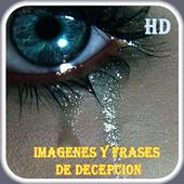 Imagenes y Frases de Decepción icon