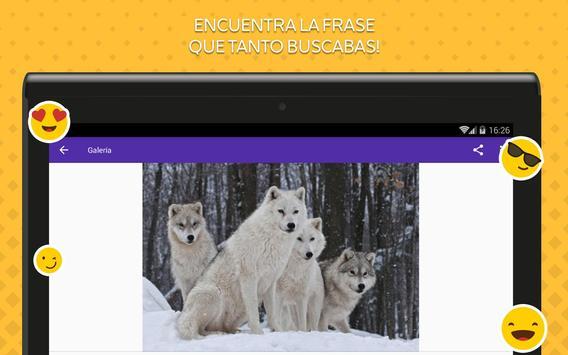 Imagenes de Lobos screenshot 7