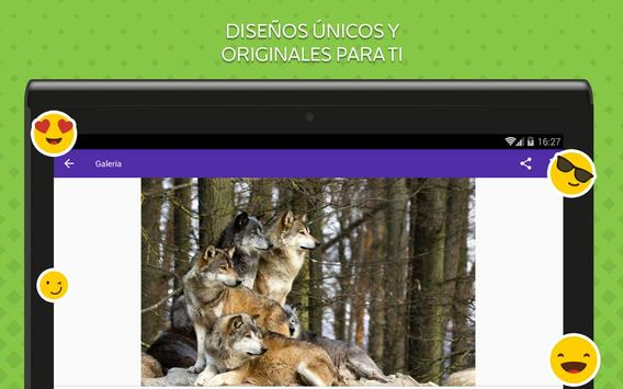 Imagenes de Lobos screenshot 10