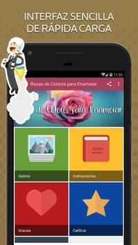 Rosas de Colores para Enamorar screenshot 5