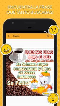 Buenos Días y Buenas Noches screenshot 2