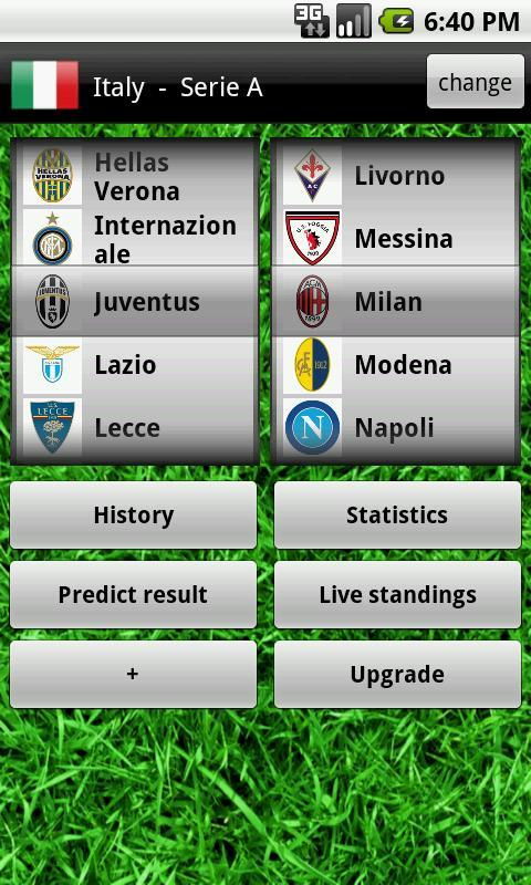 The Football Database for Android - APK Download