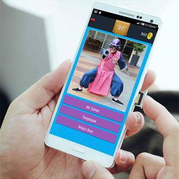 Saiyan Cosplay Quiz screenshot 2
