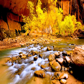 Stream Wallpapers: Stream Images, Natural Pics icon