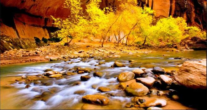 Stream Wallpapers: Stream Images, Natural Pics poster