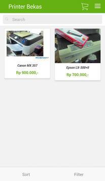 Pandawa Printer apk screenshot