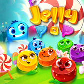 Jelly Puding-Match 3 icon