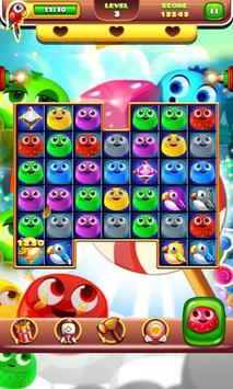 Jelly Puding-Match 3 screenshot 3