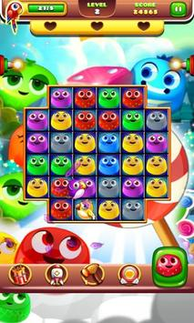 Jelly Puding-Match 3 screenshot 1