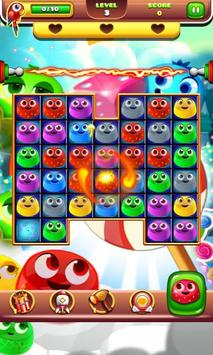 Jelly Puding-Match 3 screenshot 2