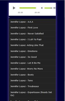 NEW ALBUM Jennifer Lopez MP3 screenshot 5