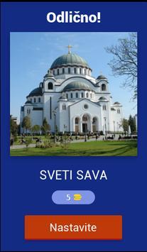 Kviz moja Srbija screenshot 1